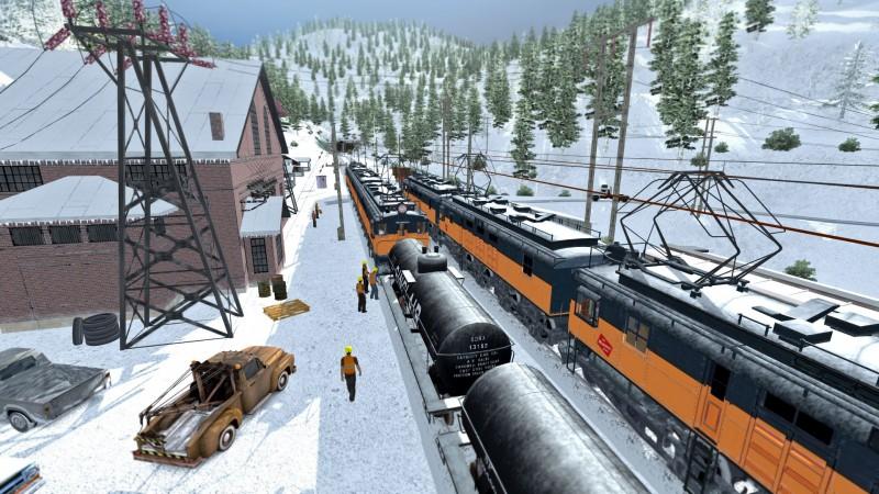 скачать игру Trainz A New Era через торрент на русском - фото 2