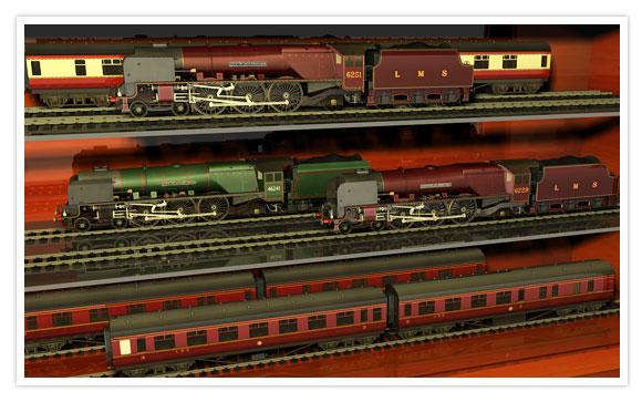 Duchess - Trainz DLC