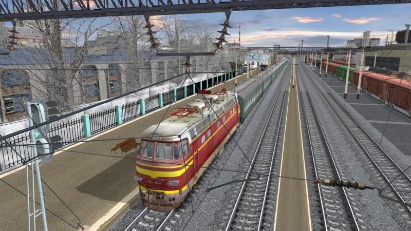 скачать игру trainz simulator 2012 через торрент