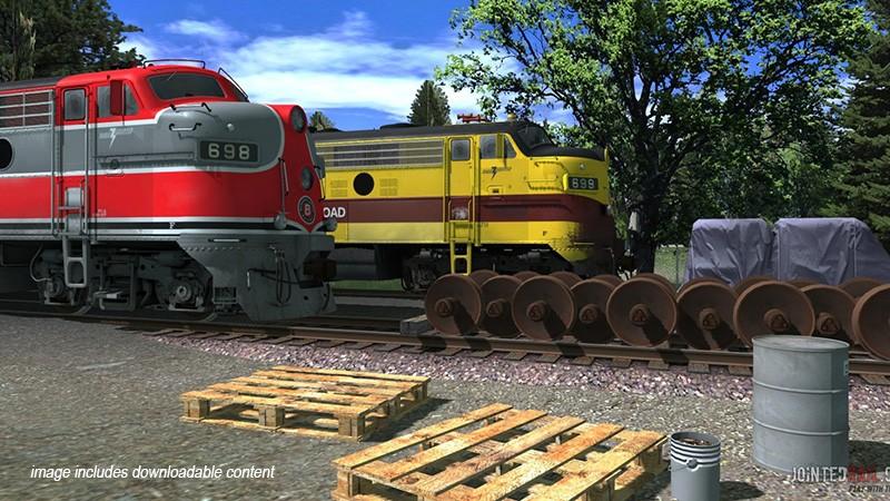 скачать игру Trainz A New Era через торрент на русском - фото 11