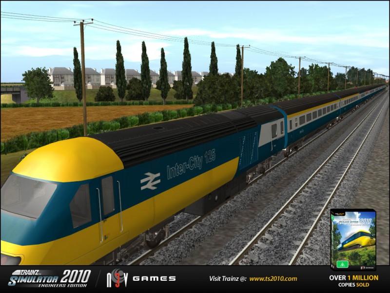 скачать игру Trainz - фото 9