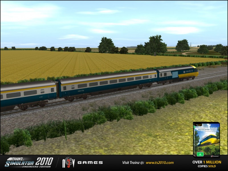 train simulator how to make the train drive by itself
