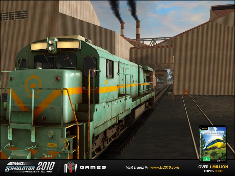 Trainz Simulator 2010: Engineers Edition Free Download ...