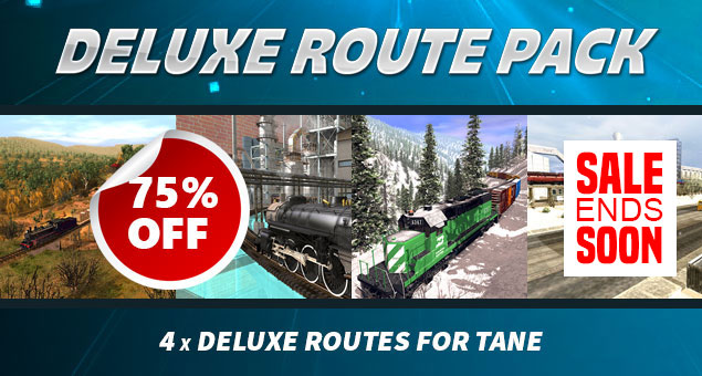 Deluxe Route Pack